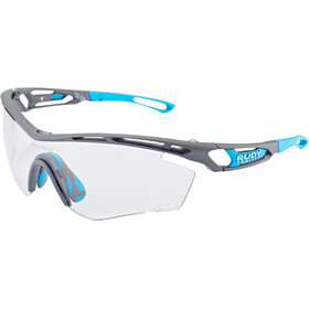 Rudy Project Tralyx Occhiali, grey pyombo matte - impactx photochromic 2 black